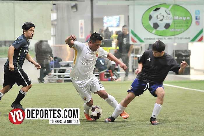 Deportivo Pilsen-Cariocas-Liga 5 de Mayo Chicago Indoor Sports