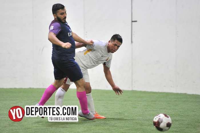 Deportivo Pilsen-Cariocas-Liga 5 de Mayo Futbol Indoor