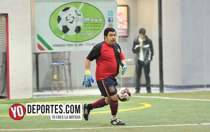 Deportivo Pilsen-Cariocas-Liga 5 de Mayo Soccer League