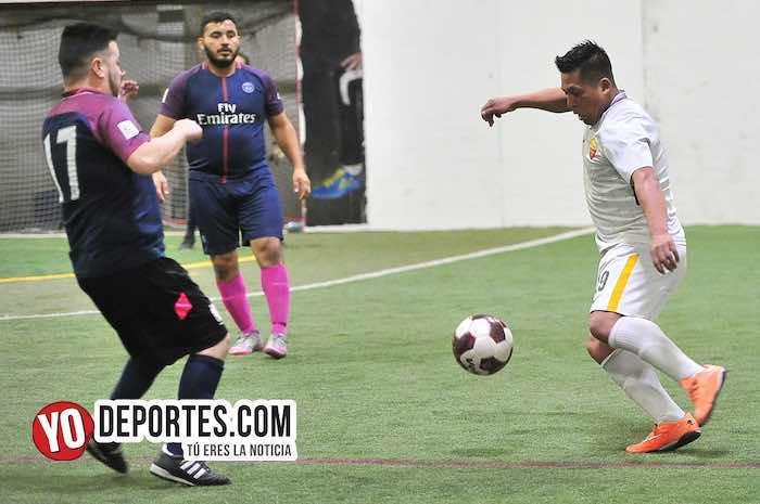 Deportivo Pilsen-Cariocas-Liga 5 de Mayo