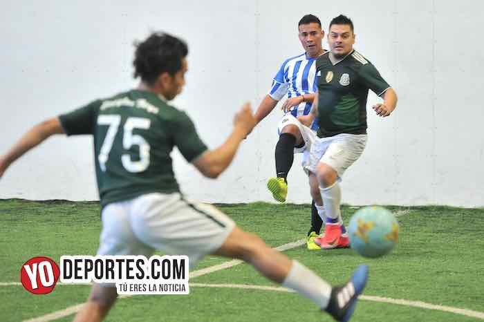 Deportivo Trujillo-Douglas Boys-Liga Douglas Chicago Indoor Soccer