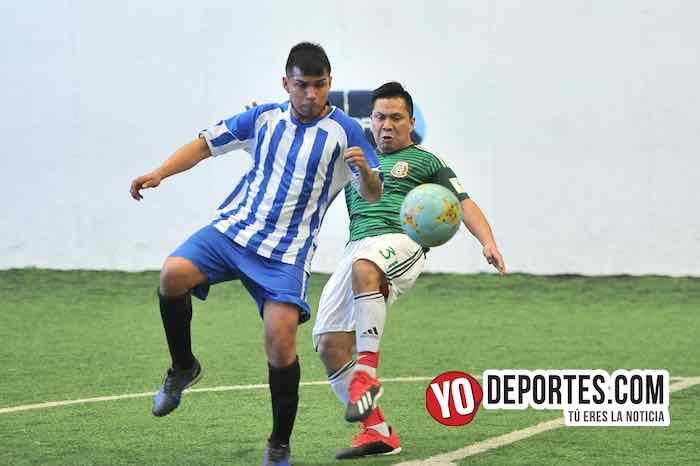 Deportivo Trujillo-Douglas Boys-Liga Douglas Futbol Indoor