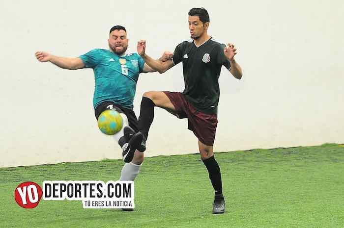 Douglas Boys-Michoacán Semifinal-Liga Douglas Indoor Futbol
