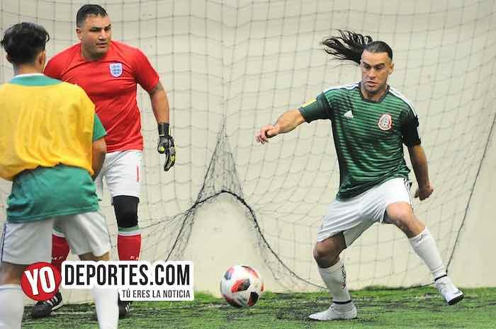 Douglas Boys-Michoacán Semifinal-Liga Douglas Soccer League