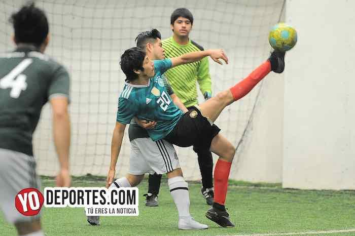 Douglas Boys-Michoacán Semifinal-Liga Douglas Torneo Corto