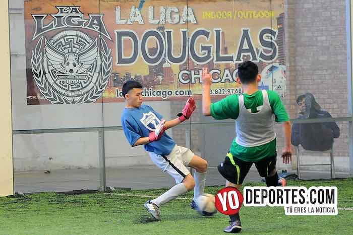 Douglas Boys-Zacatepec-Liga Douglas Final B-Torneo Corto Chicago Indoor