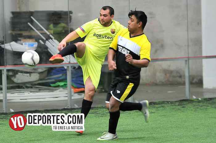 Estancia-Deportivo Kual-Liga San Francisco Indoor Soccer