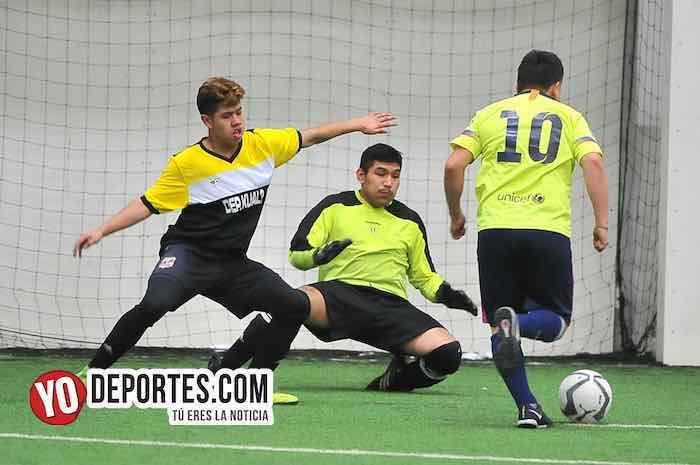 Estancia-Deportivo Kual-Liga San Francisco Soccer League