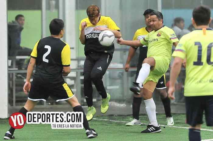 Estancia-Deportivo Kual-Liga San Francisco de Chicago