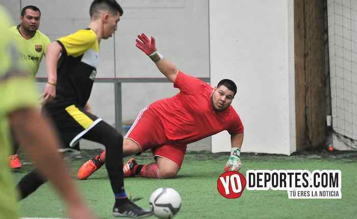 La Estancia supera al Deportivo Kual en la Liga San Francisco del Domingo
