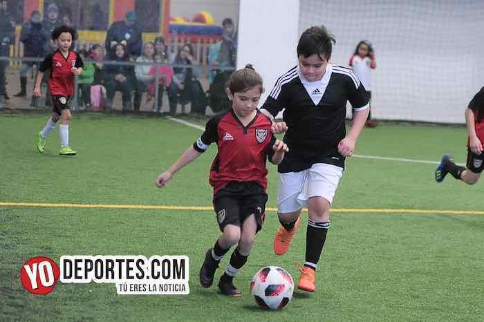 Fire Evolution-Manchester-WYSA-Liga Douglas Kids-Final 2009