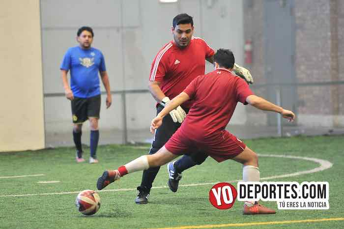 Galeana-Dc Victoria-Liga Douglas Futbolistas