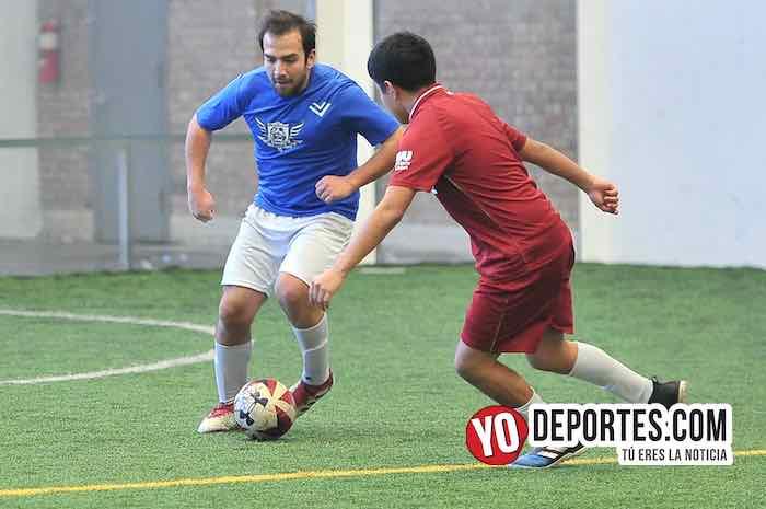 Galeana-Dc Victoria-Liga Douglas Indoor soccer