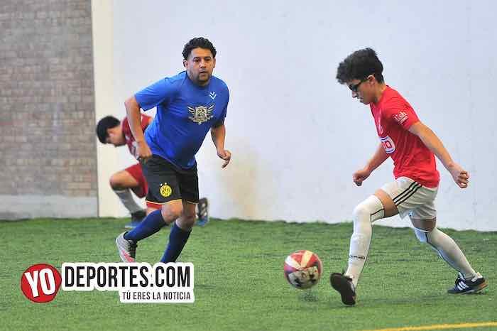 Galeana-Dc Victoria-Liga Douglas Soccer Indoor