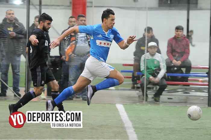 Hugo Godoy-Chicago Soccer-Boca Jr-Champions Liga Latinoamericana