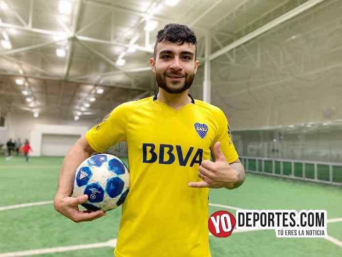 Hugo Godoy se viste de héroe y Boca Jr extiende a 13 el invicto en la Champions de los Martes