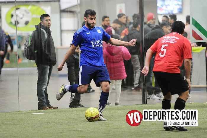 Hugo Godoy-La Bamba-Chicago Cougars-Liga 5 de Mayo