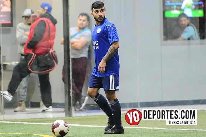 Hugo Godoy-La Bamba-Real Juventud-Liga 5 de Mayo