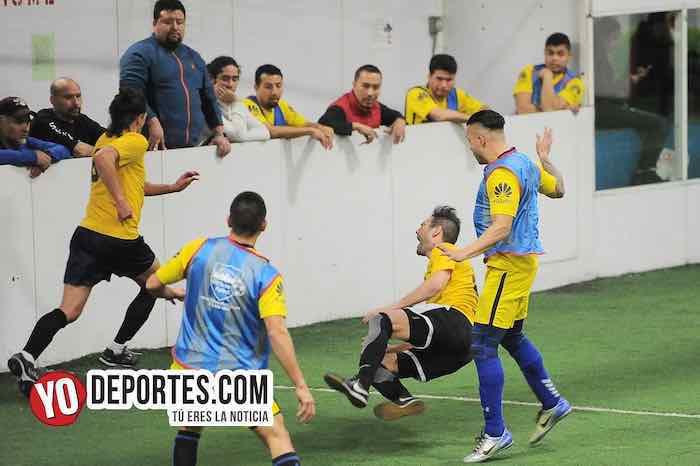 Iguala-Boca Jr-Chitown Futbol-Veteranos
