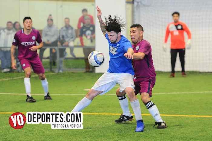 Josue Alvarado-San Francisco-DC Victoria-Liga Douglas Final A-Torneo Corto