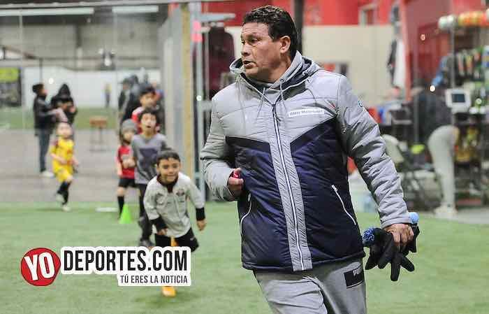 Juan Che Che Hernandez-La Academia de Futbol-Liga Latinoamericana