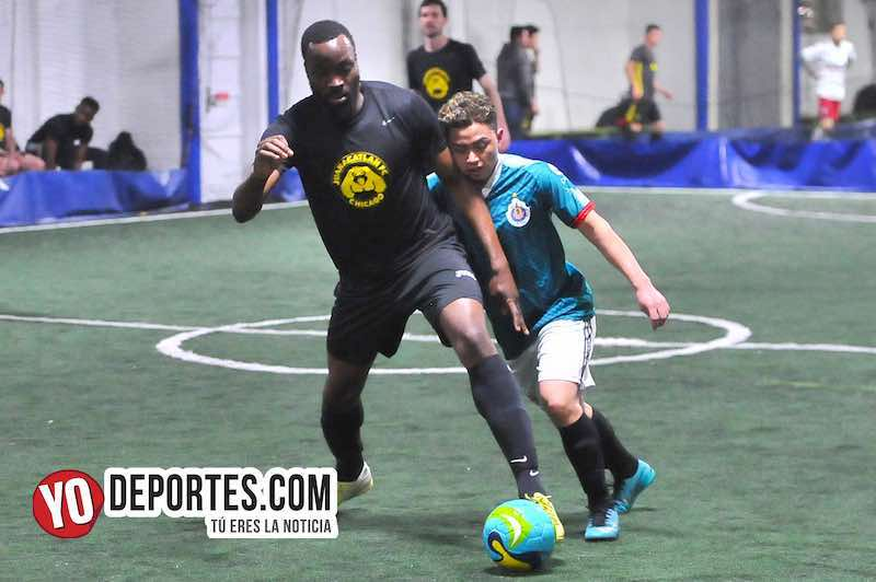 Juanacatla FC-Manchester-Liga Taximaroa Martes Futbol Indoor