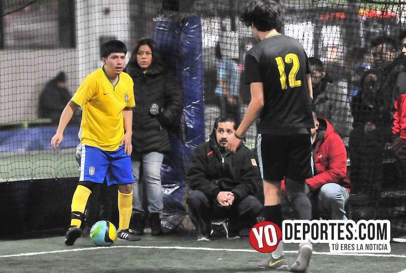 Juanacatlan FC-Club Pachuca-Liga Taximaroa Martes Futsal Chicago