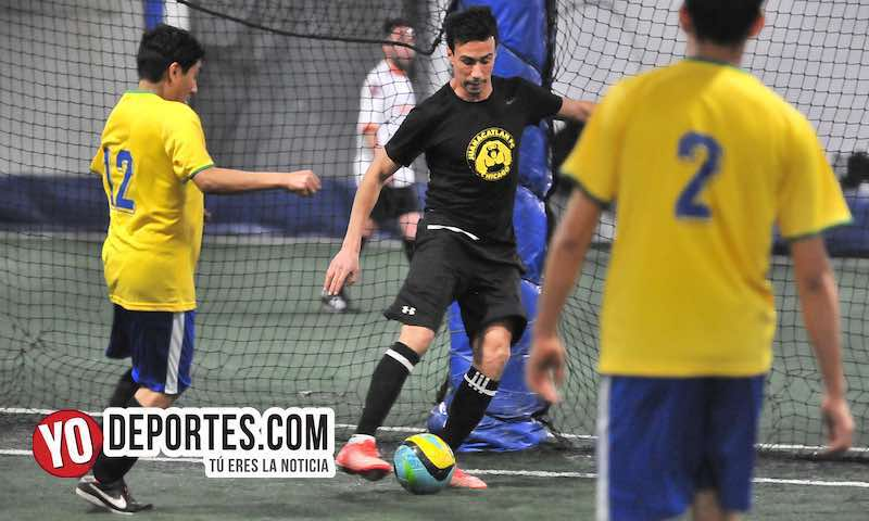 Juanacatlan FC-Club Pachuca-Liga Taximaroa Martes Indoor