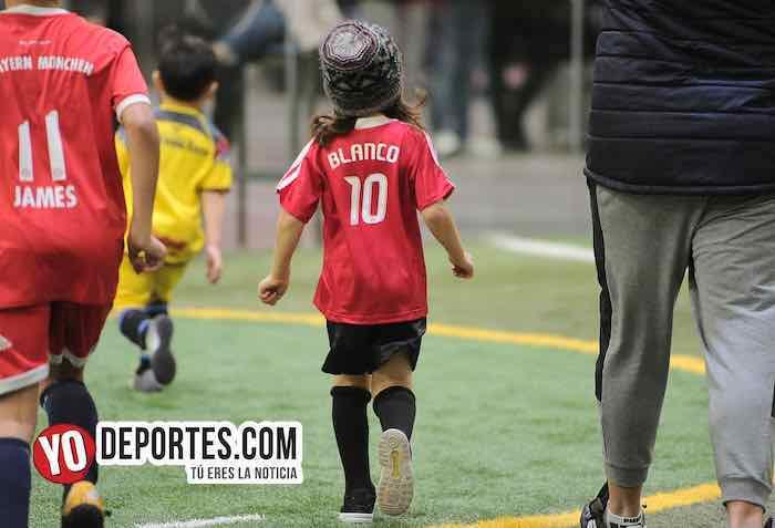 La Academia de Futbol-Liga Latinoamericana infantil