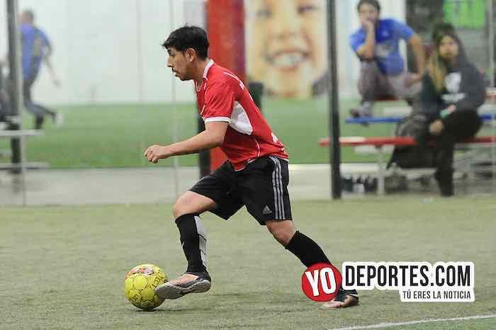 La Bamba-Chicago Cougars-Liga 5 de Mayo viernes indoor soccer