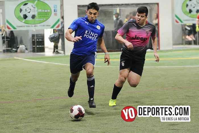 La Bamba-Real Juventud-Liga 5 de Mayo Indoor Futbol Soccer