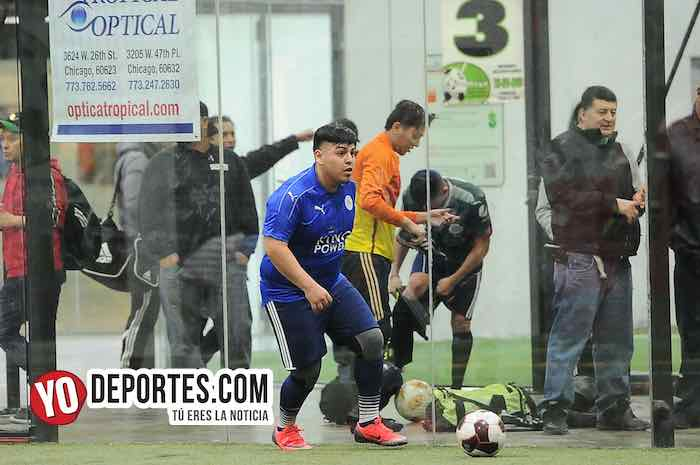 La Bamba-Real Juventud-Liga 5 de Mayo Indoor Futbol