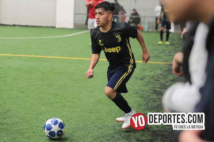 La Palma-Zapopan-Champions de los Martes-Liga San Francisco Futbol Rapido Indoor