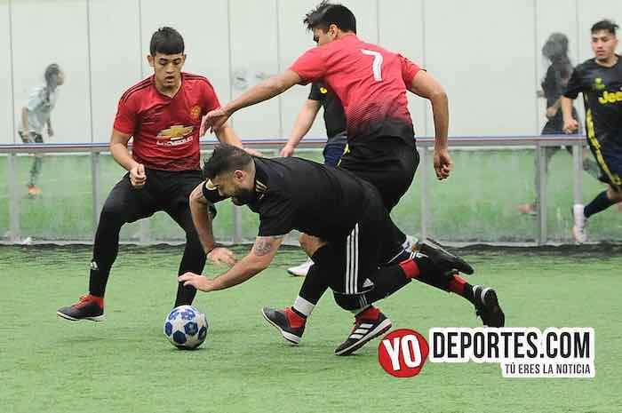 La Palma-Zapopan-Champions de los Martes-Liga San Francisco Soccer League Chicago