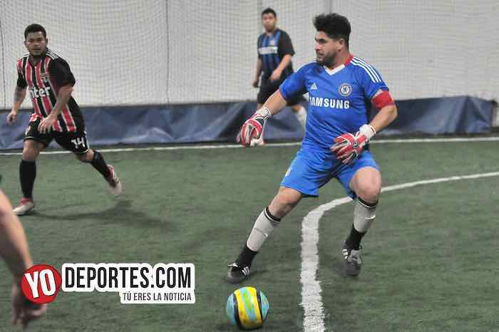 Las Palmas-Bulldogs-Liga Taximaroa Chicago Futsal Academy