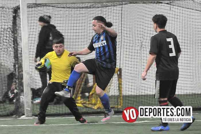 Las Palmas-Bulldogs-Liga Taximaroa Chicago Futsal