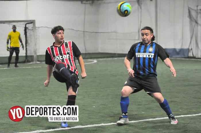 Las Palmas maniatan a los Bulldogs en la Liga Taximaroa
