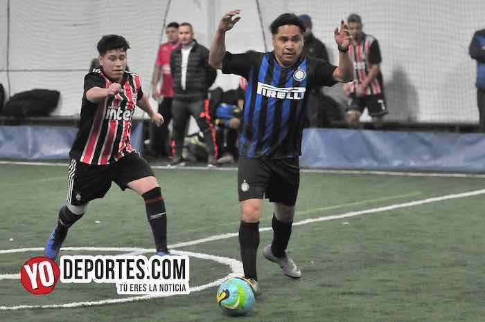 Las Palmas-Bulldogs-Liga Taximaroa Martes