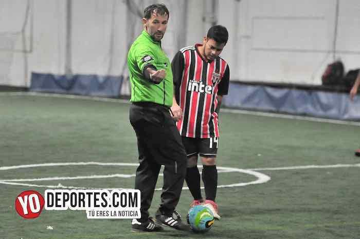 Las Palmas-Bulldogs-Liga Taximaroa arbitro