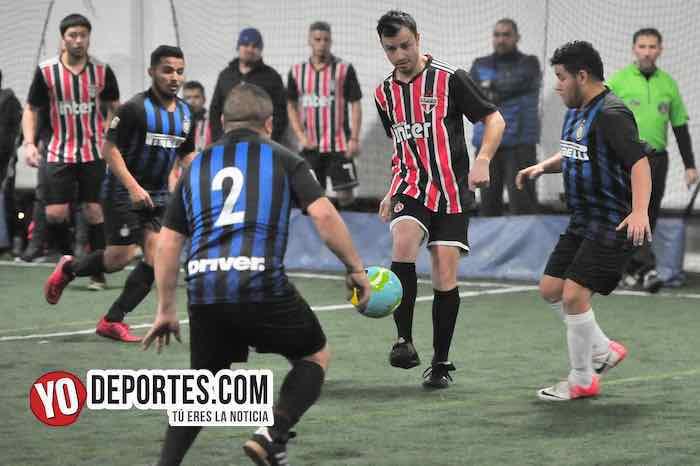 Las Palmas-Bulldogs-Liga Taximaroa de Futbol Martes