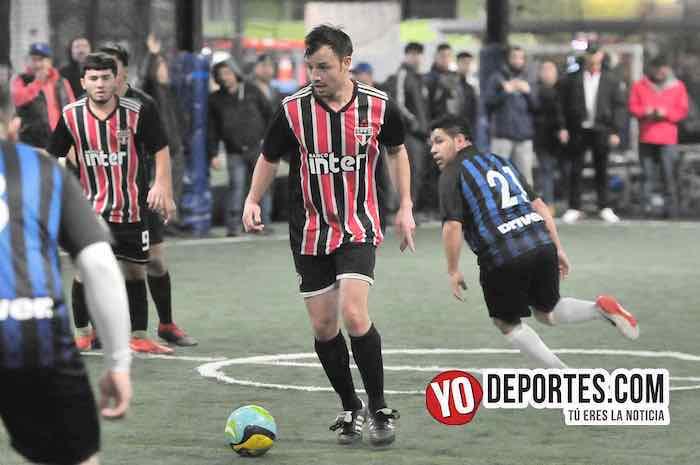 Las Palmas-Bulldogs-Liga Taximaroa de los Martes