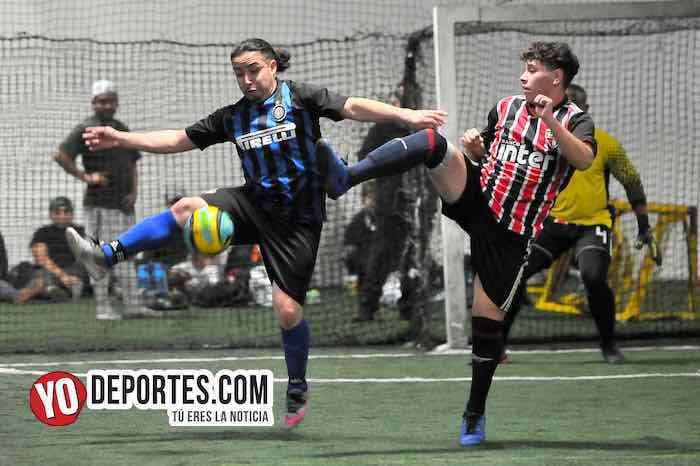 Las Palmas-Bulldogs-Liga Taximaroa