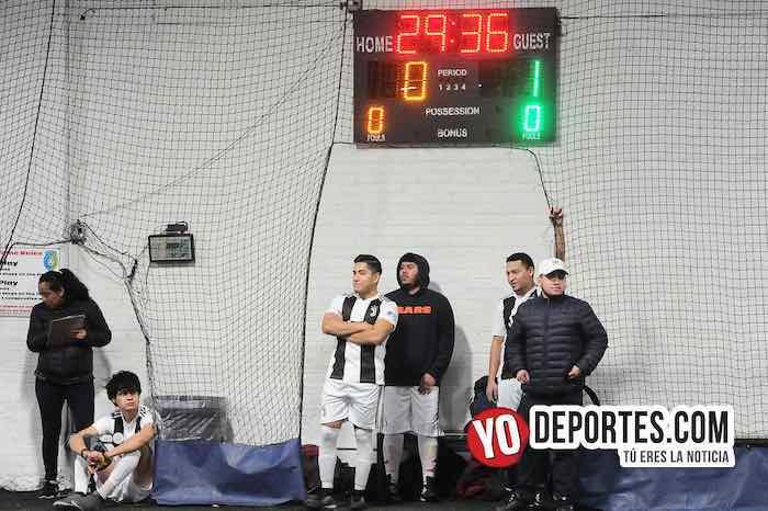 Las Palmas-Club Hercules-Liga Taximaroa de los Martes Futsal