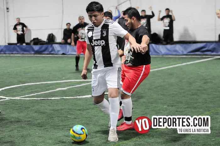 Las Palmas-Club Hercules-Liga Taximaroa de los Martes Indoor Futsal