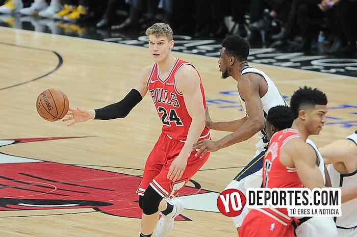 Lauri Markkanen-Chicago Bulls-Indiana Pacers