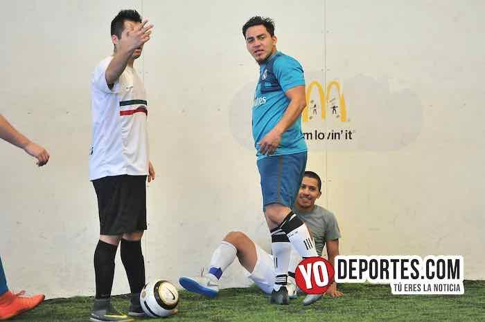 Lobos-Porto Alegre-Liga Douglas Indoor soccer
