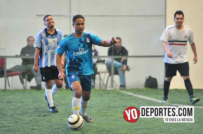 Lobos-Porto Alegre-Liga Douglas Soccer League