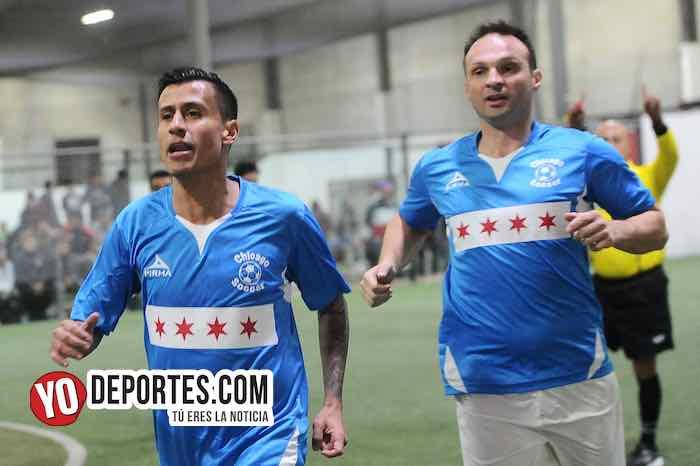 Chicago Soccer tumba al Boca Jr en la Champions de la Liga Latinoamericana