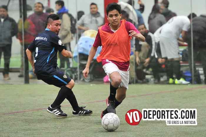 Manchester-Deportivo 07-Liga Latinoamericana-Indoor soccer