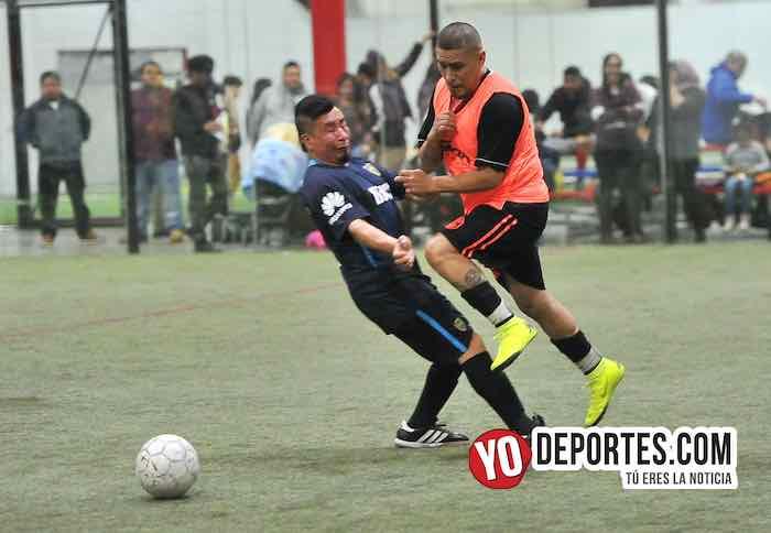 Manchester-Deportivo 07-Liga Latinoamericana-Tercera Categoria Indoor